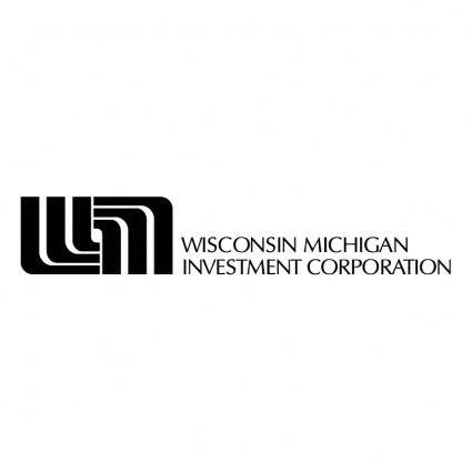 free vector Wisconsin michigan investment