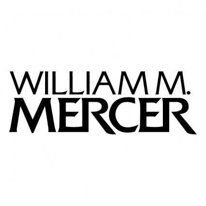 free vector William m mercer
