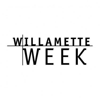 free vector Willamette week