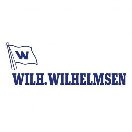 free vector Wilh wilhelmsen 0