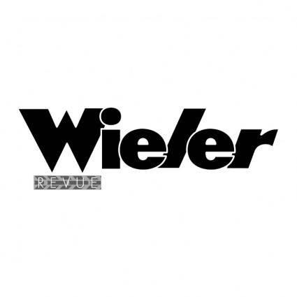 Wieler revue