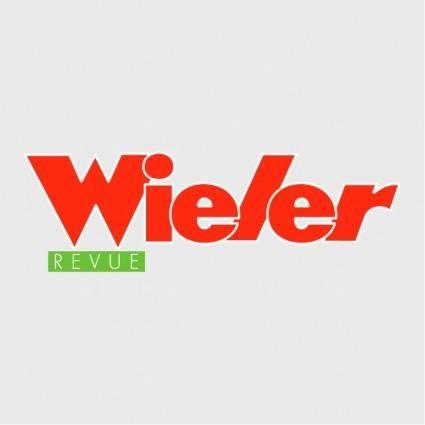 Wieler revue 0