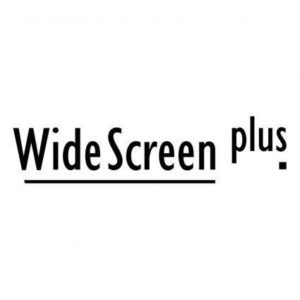 Widescreen plus