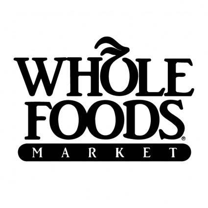 free vector Whole foods market