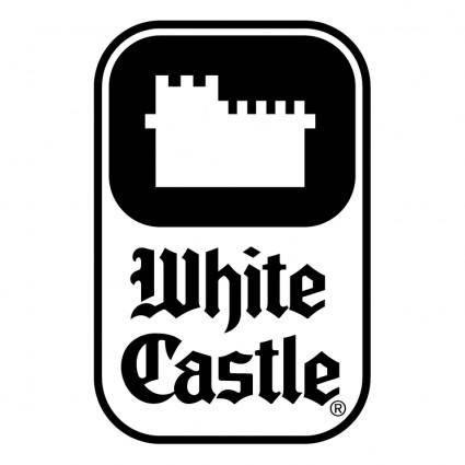free vector White castle