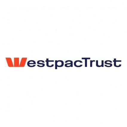 free vector Westpac trust