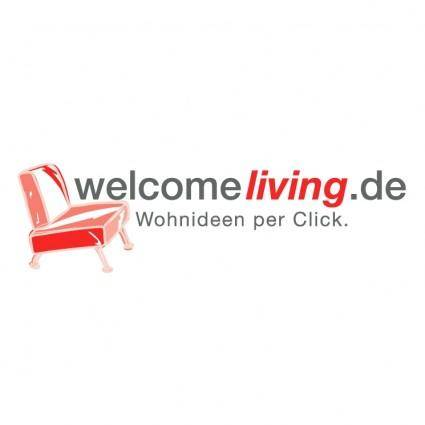 free vector Welcomelivingde