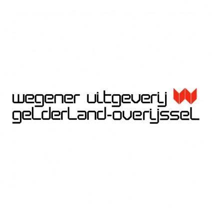 free vector Wegener uitgeverij
