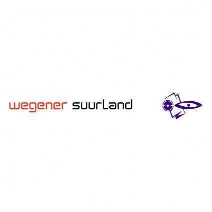 free vector Wegener suurland