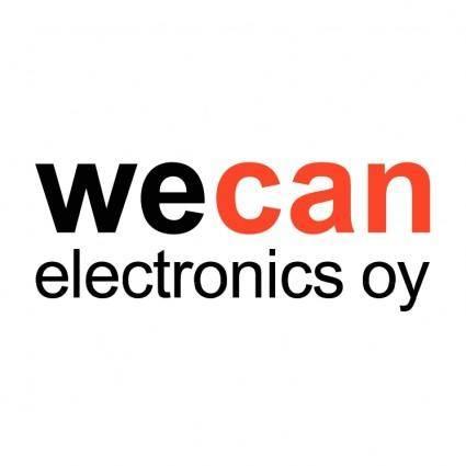free vector Wecan electronics 0