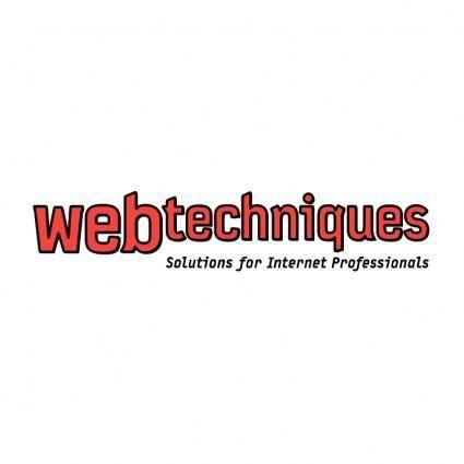 Webtechniques