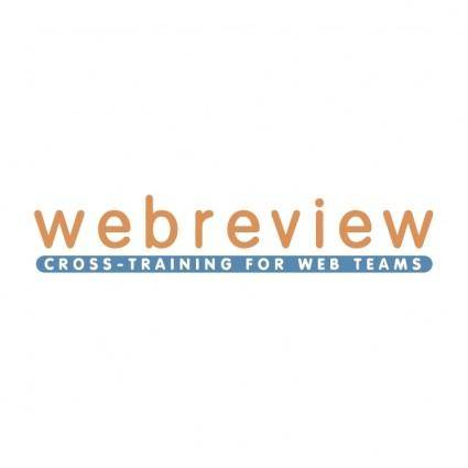 free vector Webreview