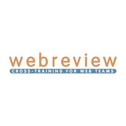 Webreview