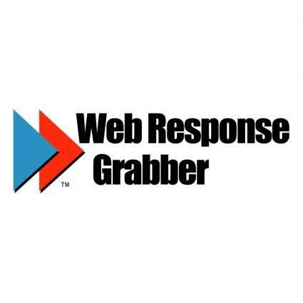 Web response grabber