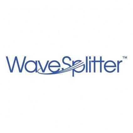free vector Wavesplitter