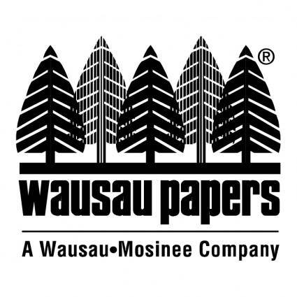 free vector Wausau papers