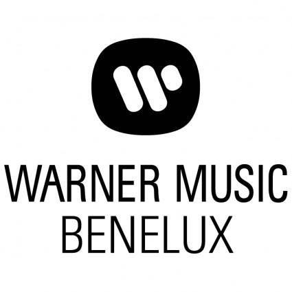 free vector Warner music benelux