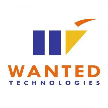 Wanted technologies 0