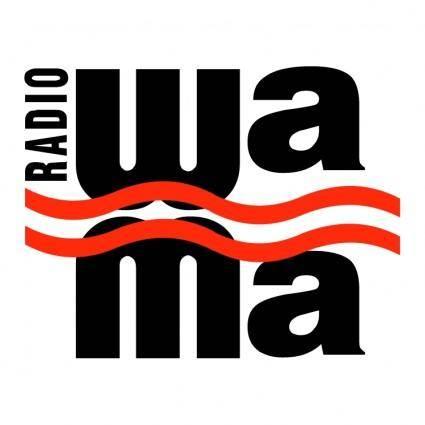 free vector Wama radio