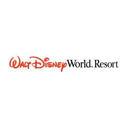 free vector Walt disney world resort