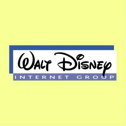 free vector Walt disney internet group