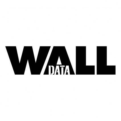 free vector Wall data