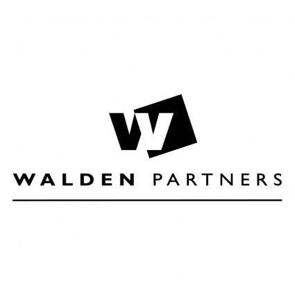 free vector Walden patners