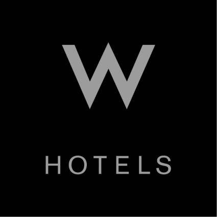 W hotels 0