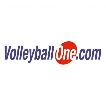 Volleyball one