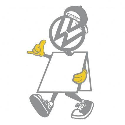 Volkswagen promotion
