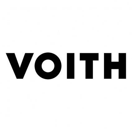 free vector Voith