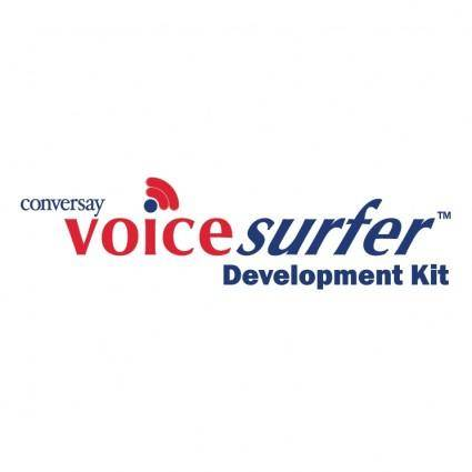 Voice surfer