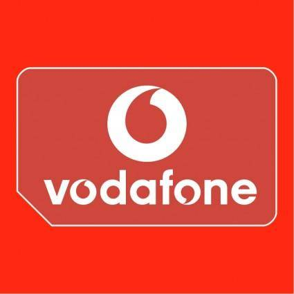 free vector Vodafone 4