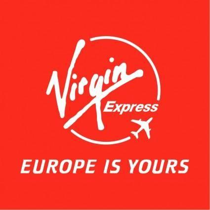 free vector Virgin express 0