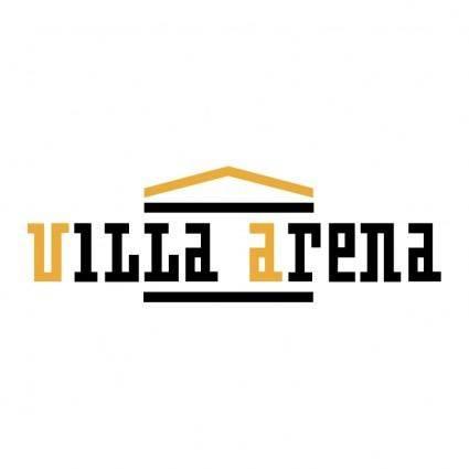free vector Villa arena