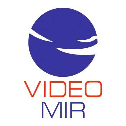 free vector Video mir