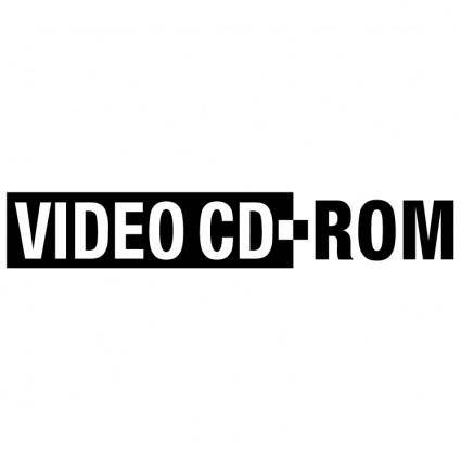 free vector Video cd rom