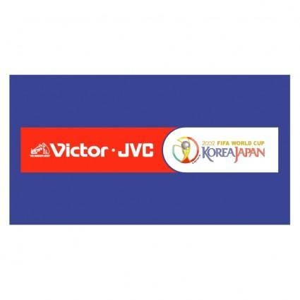 Victor jvc 2002 world cup sponsor