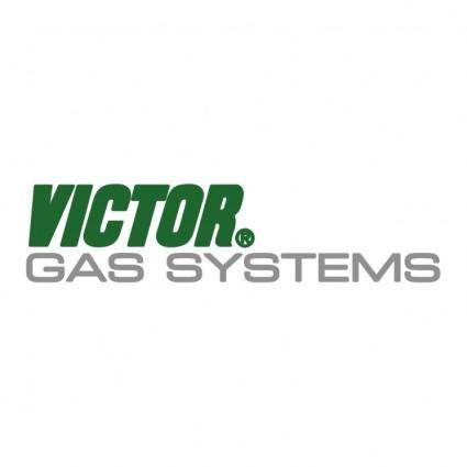Victor gas systems