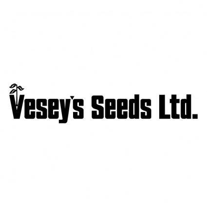 free vector Veseys seeds
