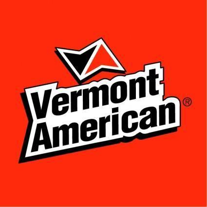 free vector Vermont american 0