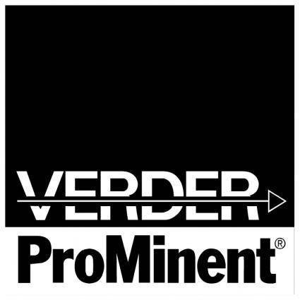 Verder prominent