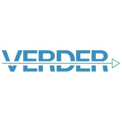 free vector Verder group