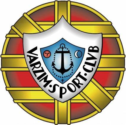 free vector Varzim sport club