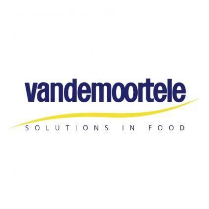 free vector Vandemoortele