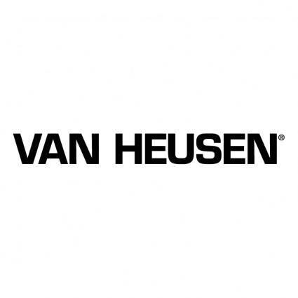 free vector Van heusen