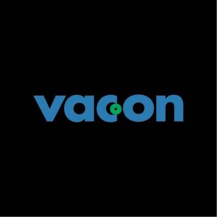 free vector Vacon