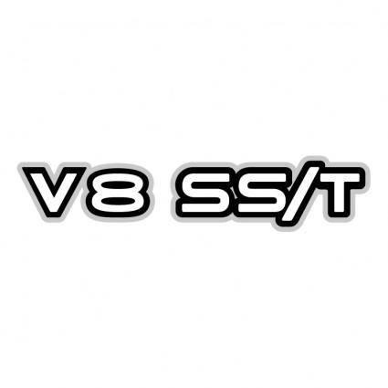 free vector V8 sst