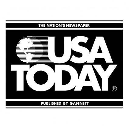 free vector Usa today 0