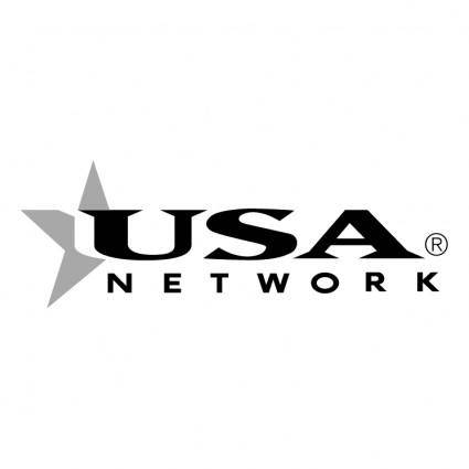 free vector Usa network 0
